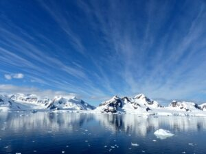 antarctica, paradise bay, cold
